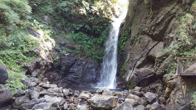 蝴蝶谷瀑布步道