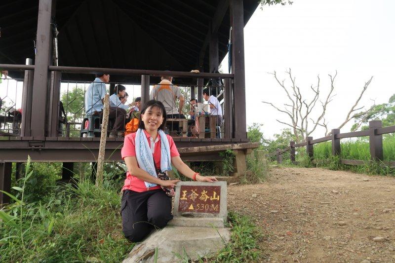 【台南南化】龍麟山步道.奇石峻岩環狀稜線