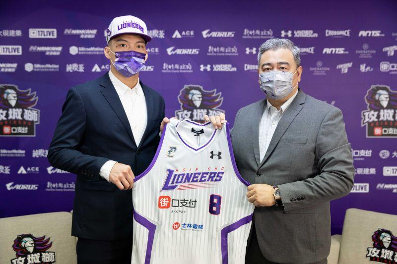 PLG / 用籃球翻轉人生 攻城獅狀元郎朱雲豪展開職業生涯新篇章