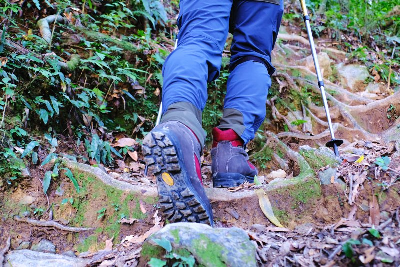 Zamberlan高筒登山鞋