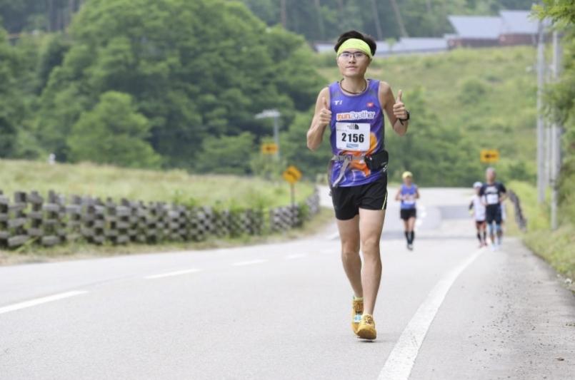 第7回飛騨高山超級馬拉松