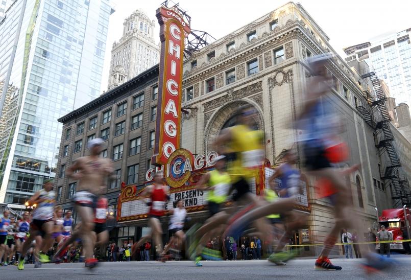 2018 芝加哥馬拉松點將錄 女子篇