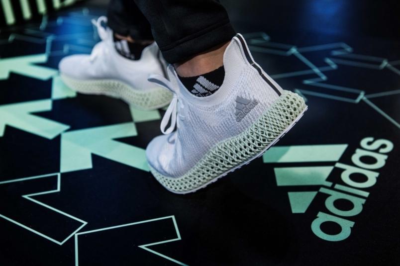 ADIDAS RUNNING全新ALPHAEDGE 4D跑鞋 引領大家走革新4D時代