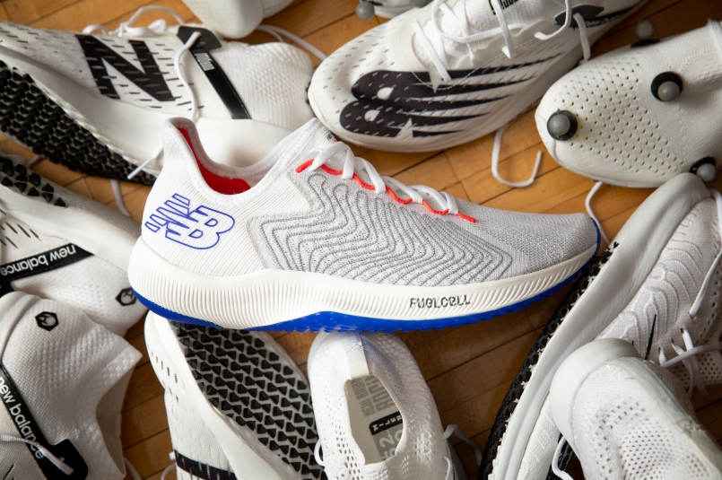 New Balance FuelCell Rebel速度訓練跑鞋 FIRES UP YOUR RUN