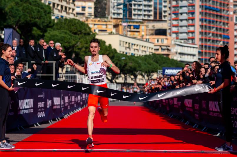 摩納哥路跑 Julien Wanders 創5公里新世界紀錄