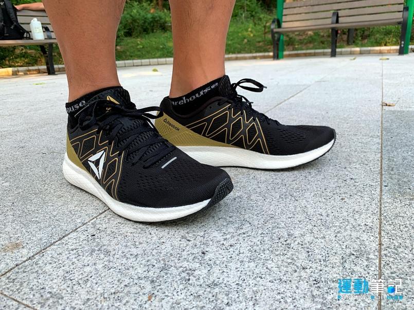【跑鞋測試】Reebok Forever Floatride Energy  – 實而不華的快鞋