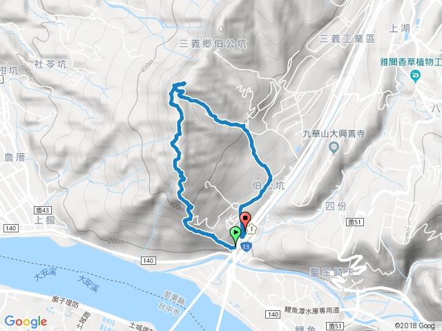 火炎山2018-01-14