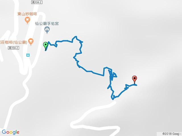 崁頭山.孚佑宮.2015-11-27