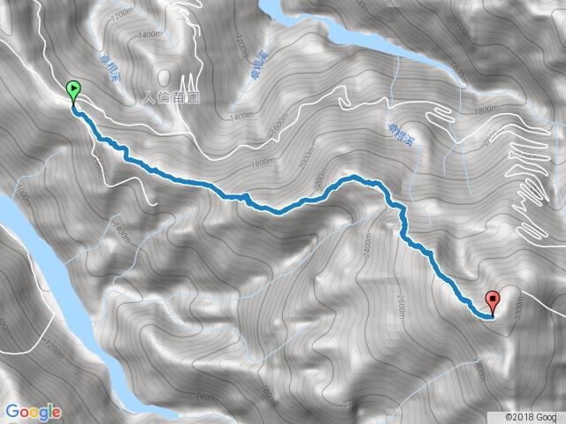 TW67 西巒大山