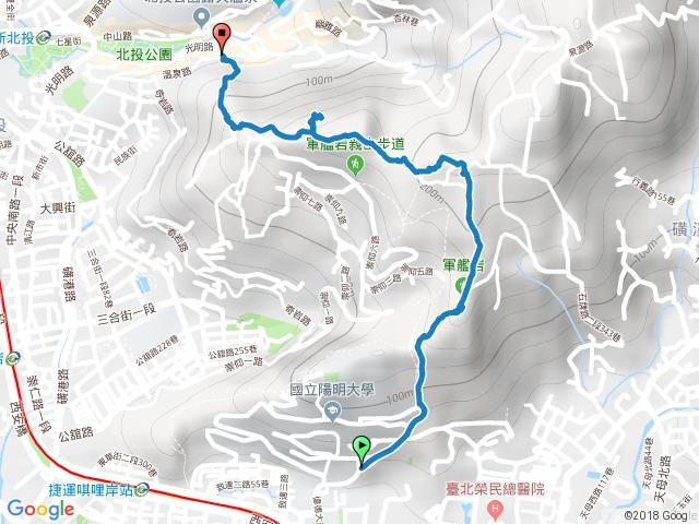 軍艦岩-丹鳳山-熱海大飯店