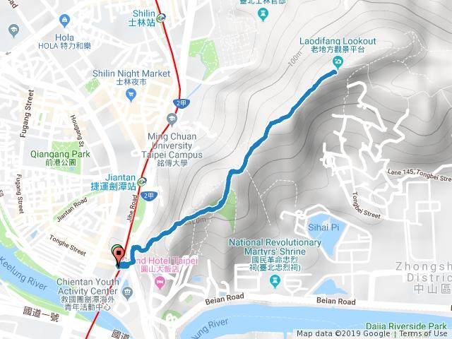 20181106_劍潭山老地方