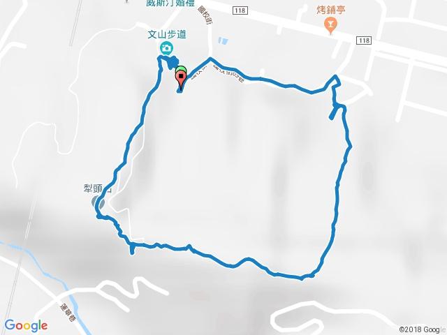 2017-0108 新竹縣新埔鎮 犁頭山-文山步道