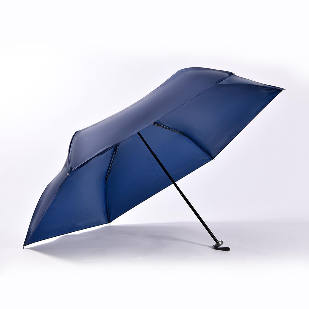 【HOSWA】小巧好攜 極輕量降溫傘(55cm、6色可選、台灣製)2