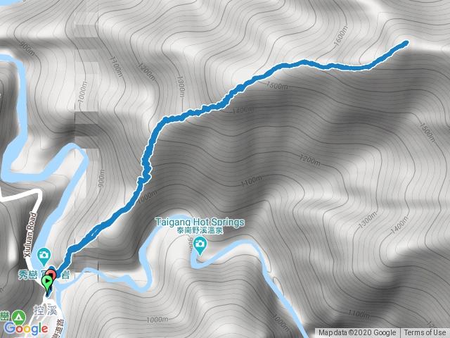 2020-05-02 新竹尖石鄉秀巒上芝生毛台山