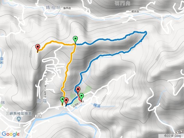 成福山登山步道