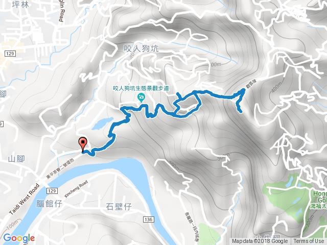 三汀山.一江橋茶寮二號堤防20181217