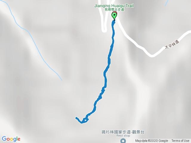 2020-04-10 宜蘭大同鄉見晴懷古步道Hike
