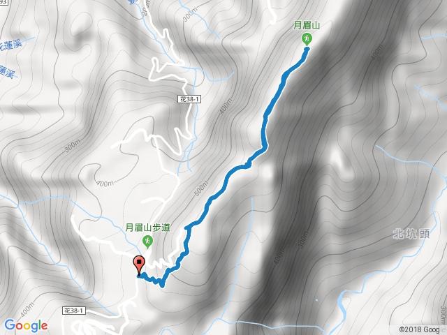 小百岳090月眉山 (2016.04.04)