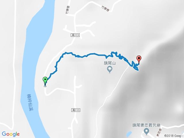 旗尾山.第3登山口.2015-10-03