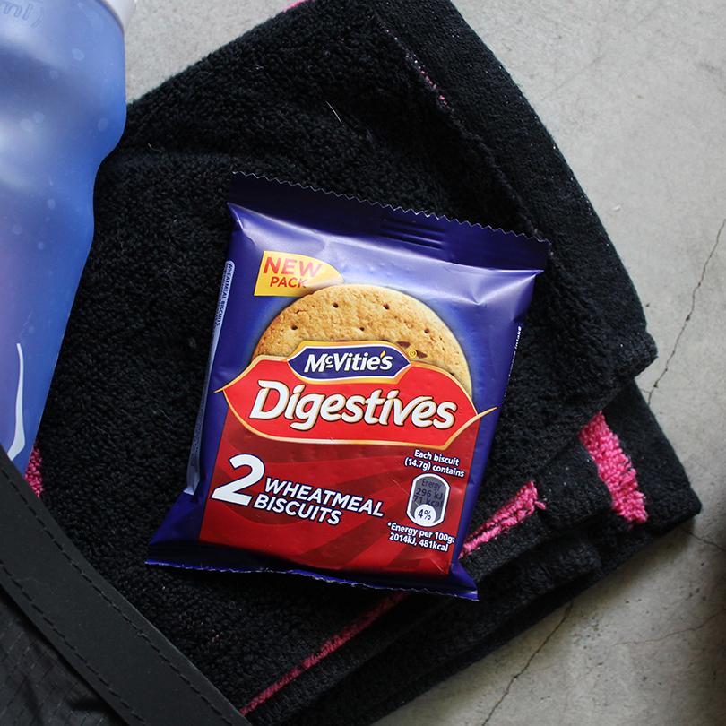 英國【McVitie's】麥維他消化餅隨手包 4盒組(經典原味 / 牛奶巧克力,2種口味)5