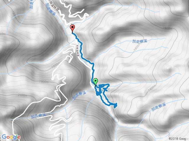 杉林溪天地眼+樂山步道