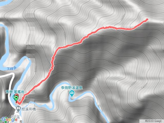 新竹秀巒 l 芝生毛台山