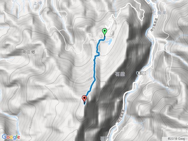 南庄向天湖山步道