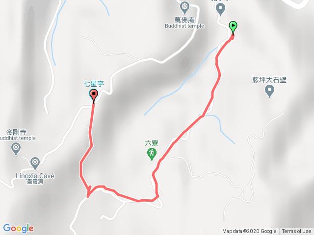 跟著寶寶漫步參山六寮古道(獅頭山風景區)202010171200