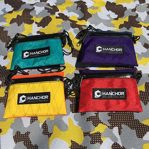 《限量兌換》【Hanchor】MICA 錢包2