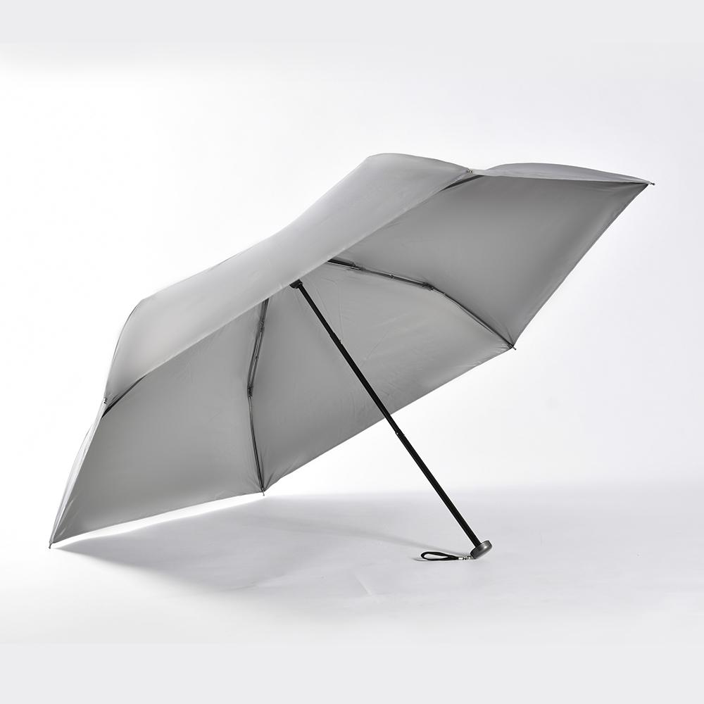 【HOSWA】極輕量降溫傘 3件組(58cm、台灣製)11