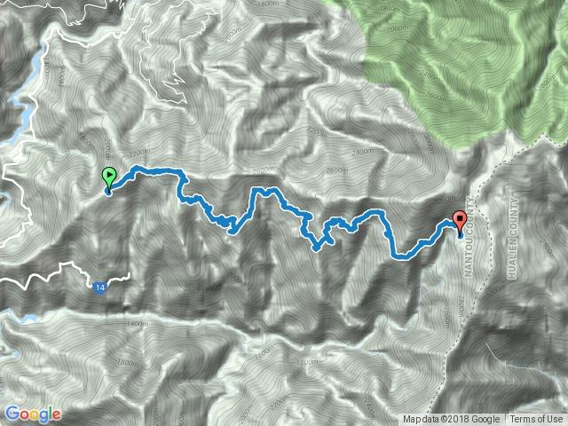 能高越嶺高繞入口_接3K_到天池山莊
