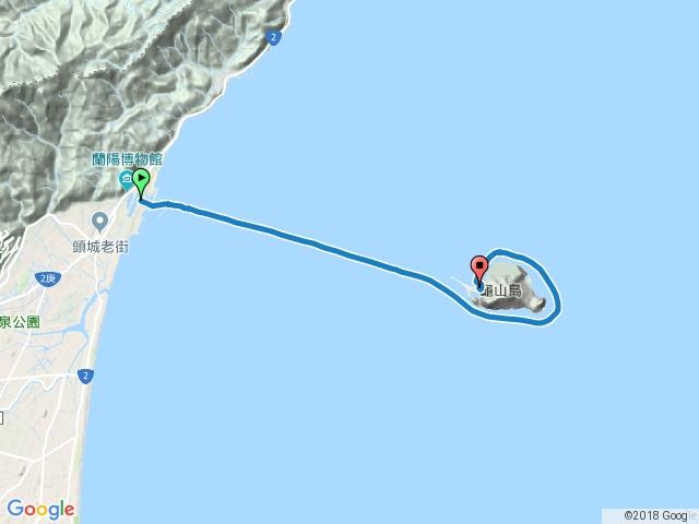1060520龜山島船徑